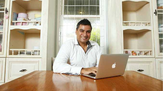 Local software developer Marcel Creed says Ipswich has what it takes to attract ICT businesses.