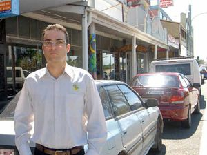 Man fed up with city 'car shuffle'