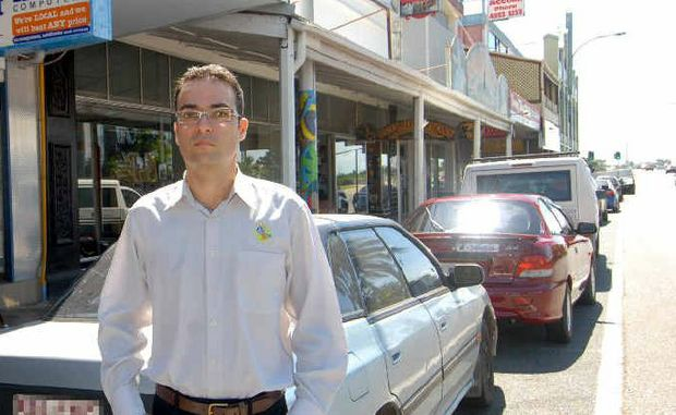 Easy Internet Services director Deon Attard is fed up with workers in the CBD taking customer car parks. He says the situation has gone on for too long and businesses needed to help employees find easily accessible parking.