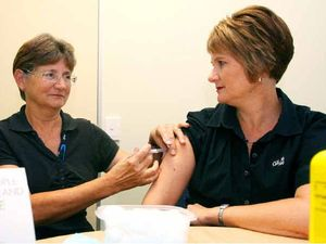 Pregnant women susceptible to flu