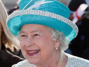Don't be confused - Monday is the Queen's Birthday holiday