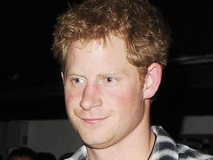 Prince Harry naked in Vegas