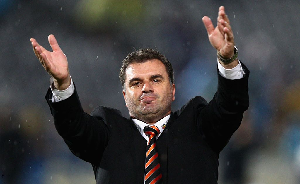 Ange Postecoglou is leaving the Brisbane Roar after winning back-to-back A-League titles with the club.