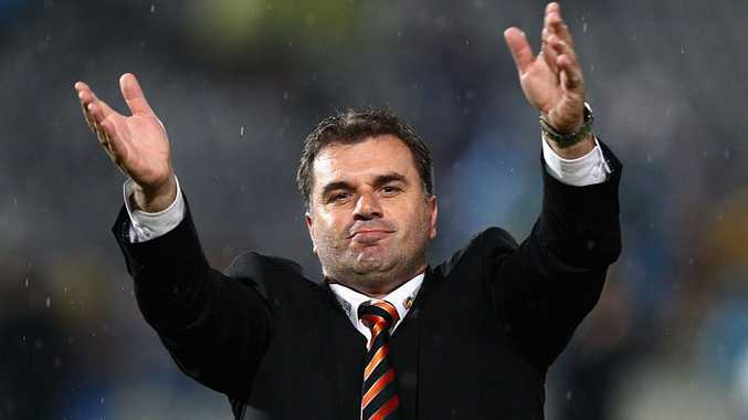 Ange Postercoglou will coach the Socceroos.