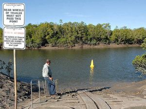 Constant Creek boat ramp upgrade underway