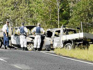 Week of hell for region's roads
