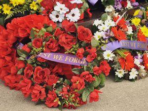 Sunshine Coast remembers