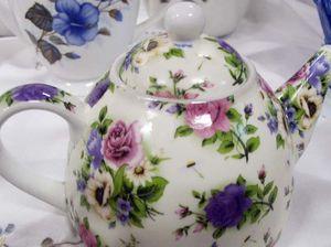Teapot Extravaganza