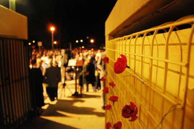 This Anzac Day why not show your respects by getting up early and heading to a dawn service?