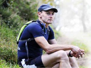 James braces for trek