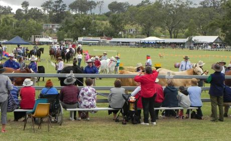 Enjoy a lovely day in Goombungee for the annual show.