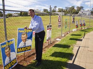 Election campaign winds down