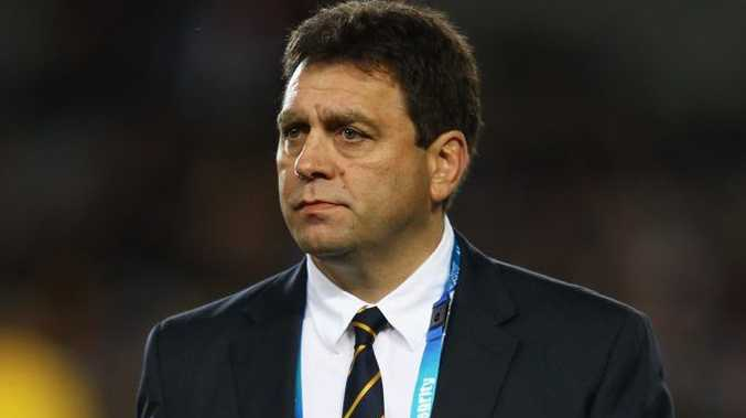 Peter Slattery reckons David Nucifora (pictured) is a chance of being the next Wallabies coach.