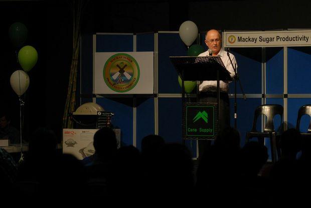 Mackay Sugar chairman Andrew Cappello