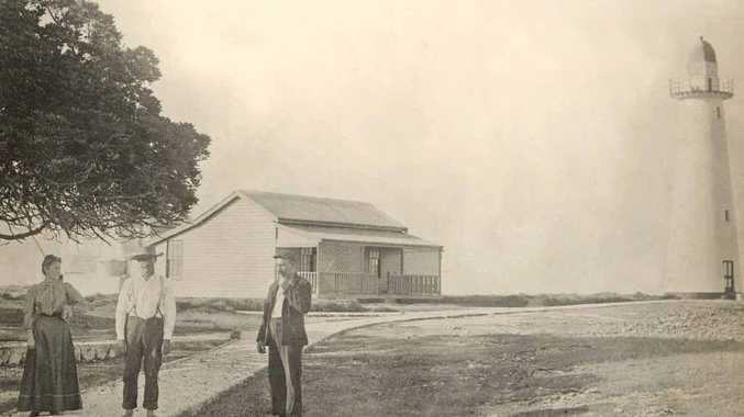 The third lighthouse built by Qld authorities has been satnding for 139 years.