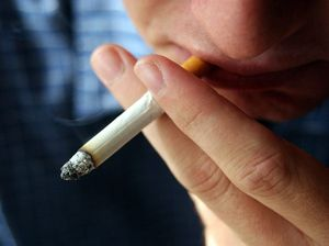 National smoking rate on a slow decline