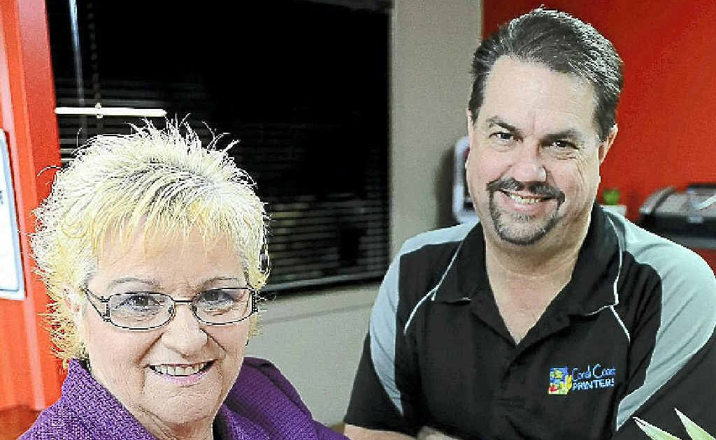 Business Network International Prime Bundaberg vice-president Madonna Ryan and president Gary May are encouraged by the number of early bookings by business owners for the upcoming information breakfast at the Railway Hotel.