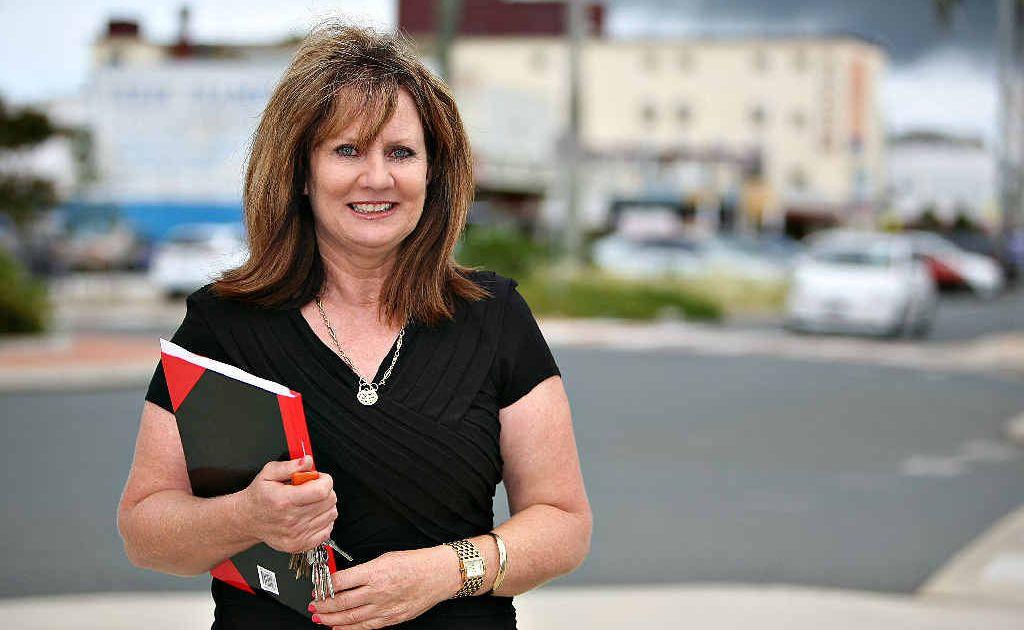 REIQ Mackay zone chairwoman Sally Richards.