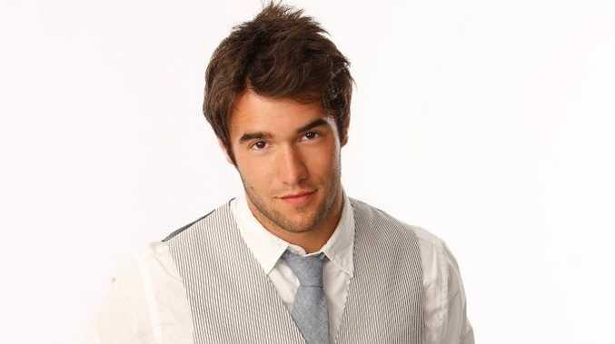 Josh Bowman as Daniel Grayson in the hit TV series Revenge.