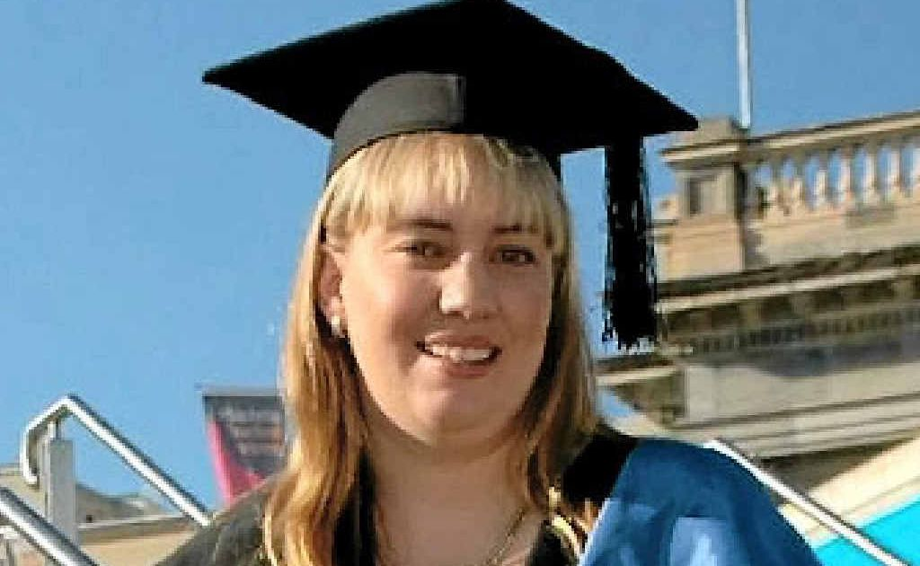 Rebecca Gilroy graduated with her Master of Health Science (Podiatry) from the University of South Australia.