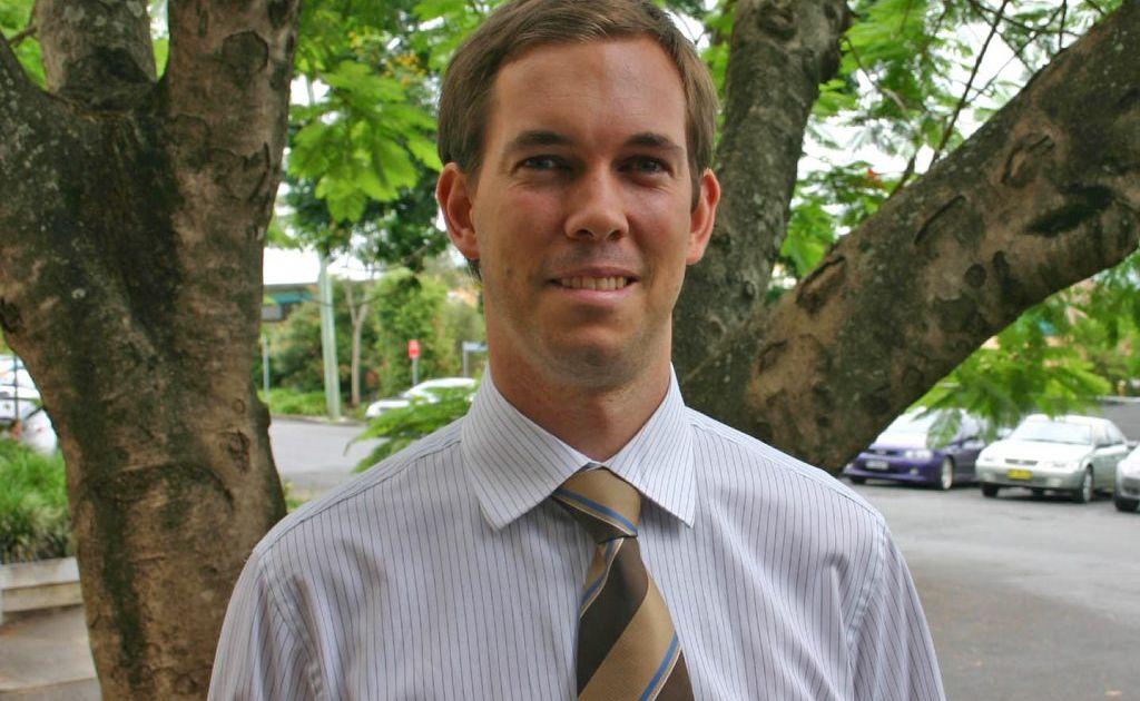 Oncologist, Dr Patrick Dwyer.