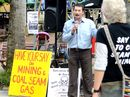 CONTROVERSIAL coal seam gas exploration could come to the Coffs Coast sooner than you think.