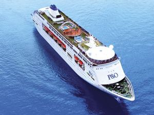 P&O cruise ships set to dock in Gladstone