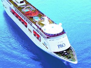 P&O cruise ships will dock at Auckland Point