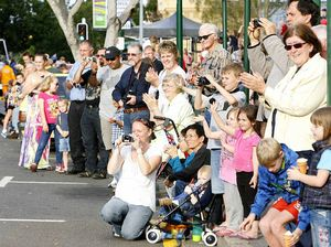 Parade shows off the best of city festival's proud spirit