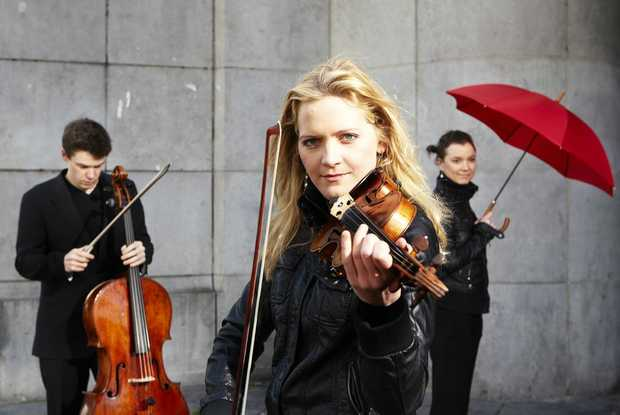 Trio Dali's first Australian tour will include a concert in Coffs Harbour on May 17.