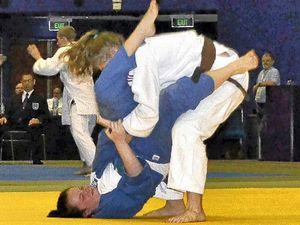 Judo pair star at Oceania titles