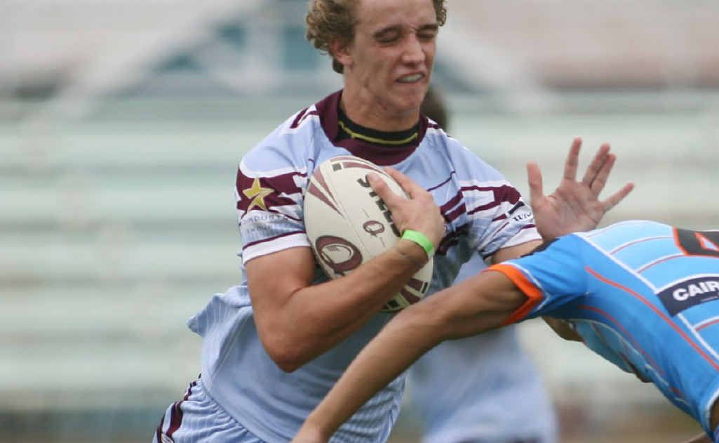 Gladstone's Sam Smith has been a big improver in 2012.