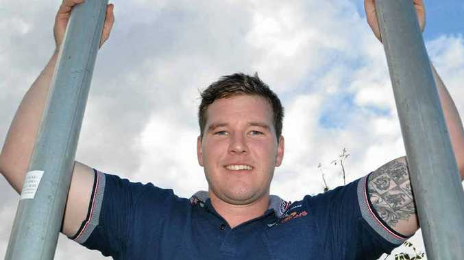 Warwick Cowboys player Ryan Kinlyside will play for Toowoomba in Bundaberg.