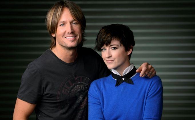 Keith Urban and Megan Washington.