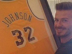 David Beckham's best birthday gift