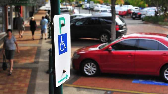 Is a demerit point loss a good idea for those who misuse disabled car parks?