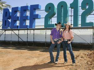 Beef Australia 2012 - Day 1