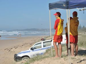 Body washes up on Marcus Beach