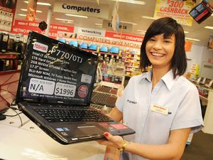 Harvey Norman gets computer upgrade