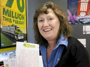 Lotto fever mounts with $110m