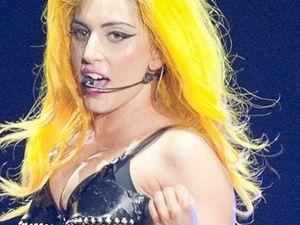 Lady Gaga plays 'slut' in The Simpsons