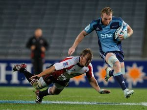 Blues lift gloom with win