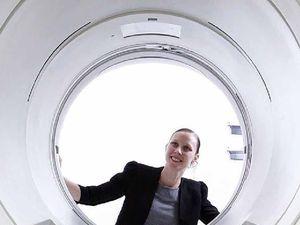 New MRI unit for city