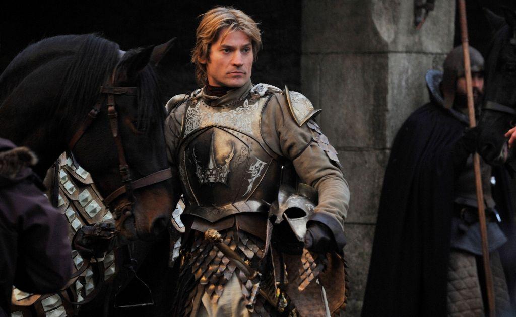 Nikolaj Coster as Jaime Lannister in Game of Thrones.