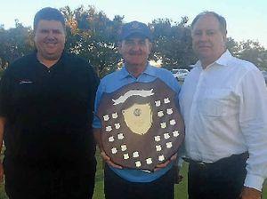 Charity golf fundraiser in Gladdy