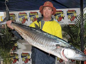 Chase thrills fisher