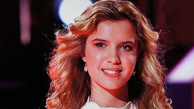 Rachael Leahcar's live performance was a highlight on The Voice.