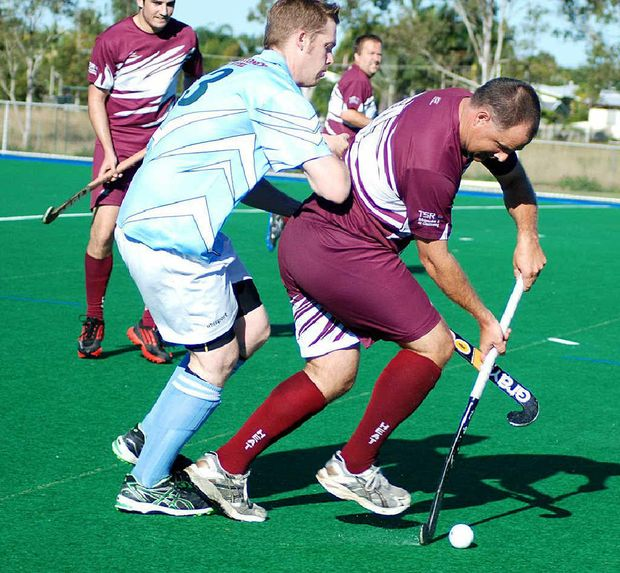 Neil McKean was in fine form for the Heat on Mother's Day setting up goals against Maryborough Brothers.