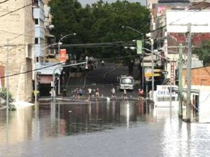 State to be flooded by action