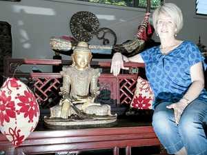 Beauty of Burma goes on display